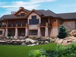 Amazing House Plans With Walkout Basements   Small House Plans        Marvelous House Plans With Walkout Basements   Ranch House Plans With Walkout Basement