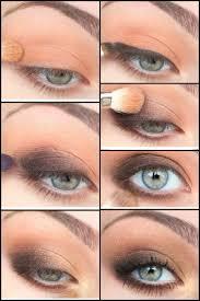 brown eye makeup tutorial brown eye makeup tutorial senior banquet hair