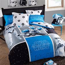 3d printed stars war eg7 100 cotton duvet cover set 4 pieces without comforter queen king size