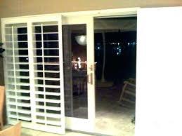 cat doors for sliding doggy door glass automatic slid window pet deluxe