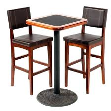 round high top table round high top table high top table and chairs for high