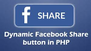 official facebook share button. Simple Button PHP Dynamic Facebook Share Button In Official Share Button