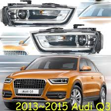 Audi Q3 Fog Lights How To Turn On Us 399 0 5 Off Hid 2013 2016 Car Styling For Audl Q3 Headlight Canbus Ballast Q3 Fog Lamp A4 A5 A8 Q7 S3 S4 S5 S6 S7 S8 Q3 Head Lamp In Car Light