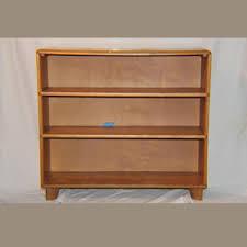 Heywood Wakefield M-321 Straight Bookcase
