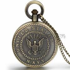 discount navy pocket watches 2017 navy pocket watches on at 2017 navy pocket watches whole new steampunk vintage men s pocket watch united states navy retro