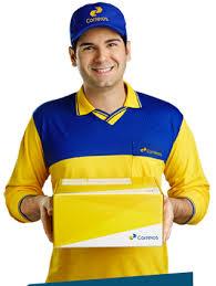 Resultado de imagem para entrega correios