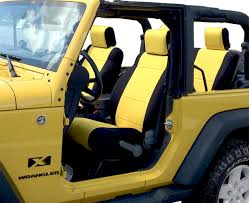 coverking neoprene jeep seat covers