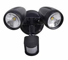 outdoor phl double led sensor light
