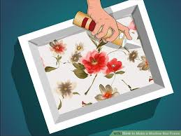 image titled make a shadow box frame step 10