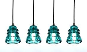 telephone pole insulators glass insulator light fixture pendant lights made from antique line glass electric insulator