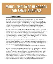 Employee Handbook Template Doc Inside Delightful Pics Training ...
