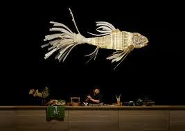 sculptural lifesize lighting by lzf lamps  design milk
