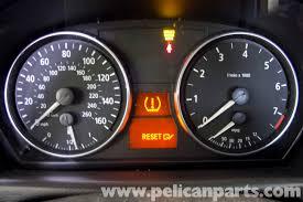 Drivetrain Warning Light Bmw 1 Series Bmw E90 Tire Pressure Warning Light Reset E91 E92 E93