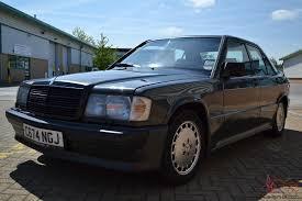 1985 Mercedes 190e 2 3 16 Cosworth Blue Black For Sale Modified ...