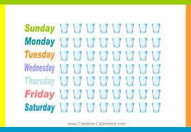 Daily Calendar Weather Chart Calendar Template December