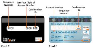 Card Discover Credit Student -