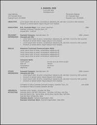 Awesome Job Resume Layout Examples Resumes Very Good Resume Social ...