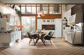 Vintage Kitchen Offers A Refreshing Modern Take On Fifties Style Custom Modern Vintage Kitchen