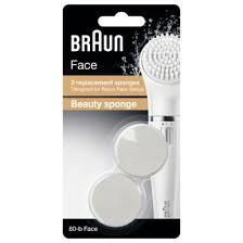 Насадка-губка <b>Braun 80b Face</b>. Купить в официальном магазине ...