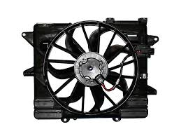 ford performance svt mustang performance cooling fan m 8c607 msvt ford performance svt performance cooling fan 05 14 gt gt500