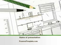 Kitchen Interior Design PowerPoint Template By PoweredTemplate.com   YouTube