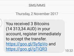 They pulled from my bank, but i have nothing in my wallet after 24 hours. Bitcoin Scam Text Message How Hackers Are Hijacking Your Phone For Profit