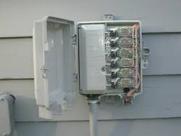 how do you test and troubleshoot adsl lines in the field? Telephone Interface Box Wiring Diagram Att Nid Wiring Diagram #40