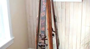 Vintage Ski Coat Rack Vintage Ski Coat Rack Vintage Ski Coat Rack Woodworking Projects 19