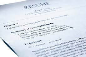 Store Your Resume Online With Google Docs What Does A Resume Look