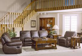 Living Room Living Room With Leather Furniture Decor Living Room - Country style living room furniture sets