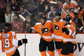 flyers stanely cup kimmo timonen and scott hartnell photos photos stanley cup finals