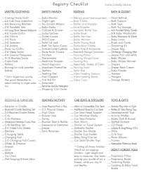list of items needed for baby best 25 baby registry checklist ideas on pinterest baby list