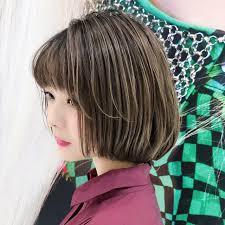 Hair趙 英来さんのヘアスタイルスナップid448148