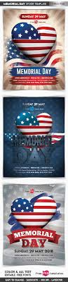 Free Memorial Day Flyer In Psd Free Psd Templates