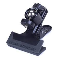 Metal Tripod Heads <b>Multi function Clip</b> Clamp Holder Mount with ...
