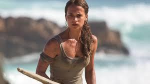 Tomb Raider: nuovo poster con la protagonista Alicia Vikander