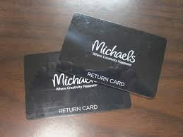 michaels gift card merchandise credit balance 198 00 158