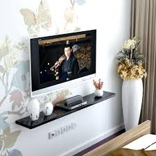 wall tv cabinet background wall decoration frame wall cabinet set top box frame wall hanging wall