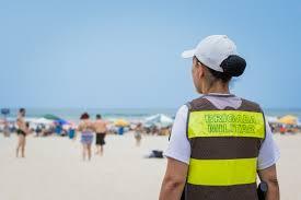 Resultado de imagem para AÇÃO POLICIAL NAS aglomerações nas praias rs