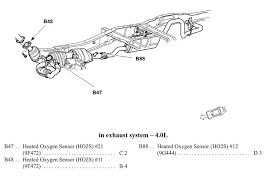 97 ford ranger o2 sensor location wiring all about wiring diagram 2003 ford f150 o2 sensor diagram at 2005 Expedition O2 Sensor Wiring Diagram