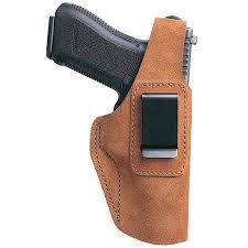Bianchi 6d Size 9 Atb Inside Waistband Right Hand Holster For Compact Pistols Tan