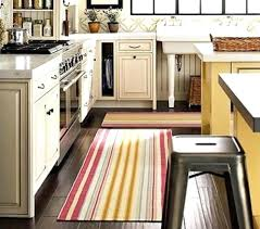 kitchen rugs colorful striped kitchen area rug matching kitchen rugs and runners