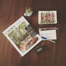 Small Picture Tweet and WinWithGKH Garden Design Magazine Subscription