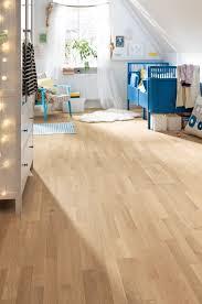 Zu Einem Schönen Kinderzimmer Gehört Auch Ein Passender Boden So Wie Der  Professional Parkett SB Eiche Lichtweiss Country.