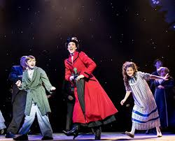 Mary Poppins Musical Costume Design Virginia Reps Mary Poppins The Broadway Musical Is