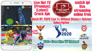 Live Net TV [Premium] [Latest] Crack Apk | Chromecast Support | watch ipl live  streaming online free - YouTube