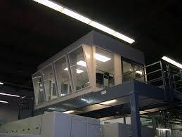 mezzanine office. Inplant Office Installers · On Mezzanine Installs
