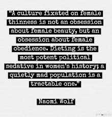 The Beauty Myth Quotes Best Of Naomi Wolf The Beauty Myth How Images Of Beauty Are Used Against