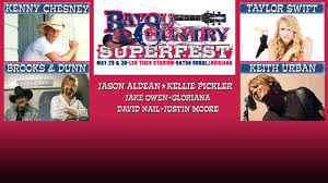 Bayou Country Superfest Line Up Maternity Motherhood