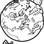 Kleurplaat Ufo Op Aarde Gratis Kleurpaginas Om Te Downloaden
